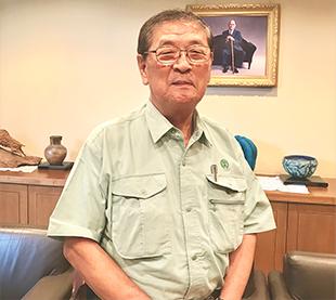代表取締役社長 勝間田 久嗣